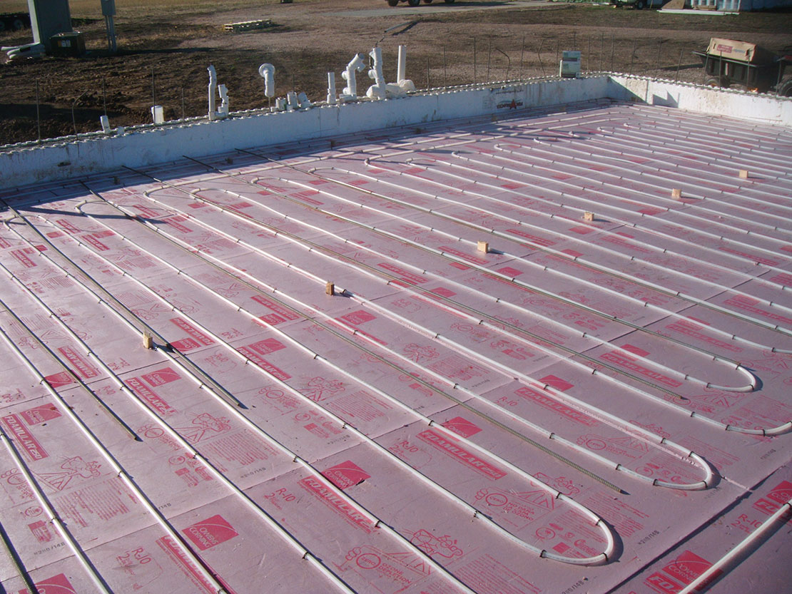 Radiant Floor Heating Services Viking